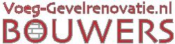 Voeg en Gevelrenovatie Bouwers Logo